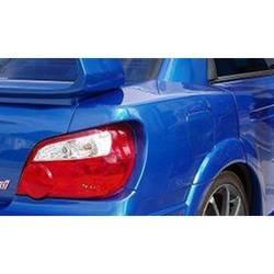 2004-2005 Subaru Impreza WRX STI 4DR Duraflex C-GT Wide Body Fuel Cap - 1 Piece