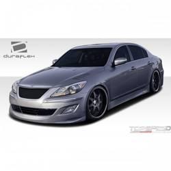 2009-2011 Hyundai Genesis 4DR Duraflex Executive Body Kit - 4 Piece