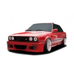 1984-1991 BMW 3 Series E30 Duraflex M3 (E46 Look) Body Kit - 4 Piece