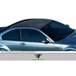 2000-2006 BMW 3 Series M3 E46 2DR Carbon AF-1 Hard Top Roof ( CFP ) - 1 Piece