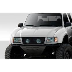 1998-2011 Ford Ranger Duraflex Off Road 5 Inch Trophy Truck Front Fenders - 2 Piece