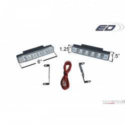 Universal LED Daytime Running Light 2 - 2 Piece