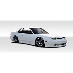 1989-1994 Nissan 240SX S13 2DR Duraflex Supercool Body Kit - 4 Piece