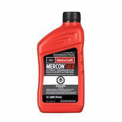 MOTORCRAFT Transmission Fluid MERCON ULV US/QT