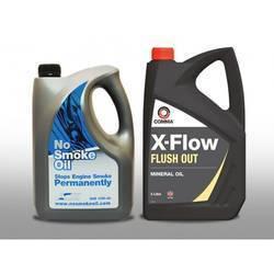 NoSmokeOil SAE 10W-40. With Flush