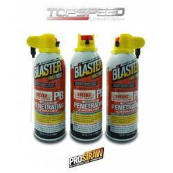 PB Blaster Penetrating Catalyst Pro Straw with Control Flow Technology