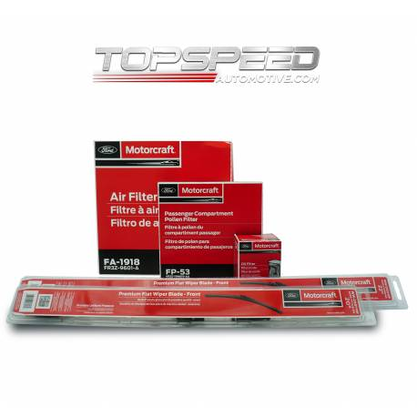 Ford Mustang 2015 to 2020 V8 AND V6 Engine Service Pack-Kit