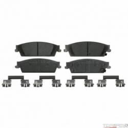 ThermoQuiet Ceramic Disc Brake Pad Set
