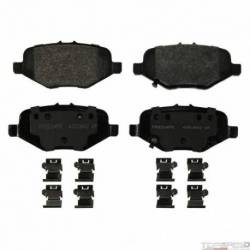 SevereDuty Semi-Metallic Disc Brake Pad Set