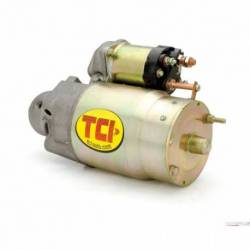 High Torque Starter w/ Cast Iron Nose for Chevrolet Small and Big Block