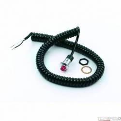 PUSHBUTTON SWITCH W/COIL CORD