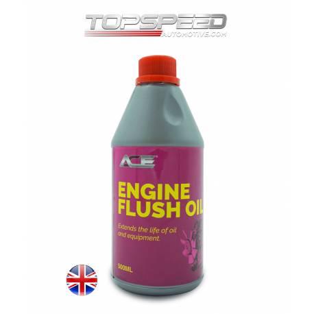 Engine Flush Oil *Extend your Equipment Life*