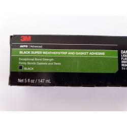 Black Super Weatherstrip And Gasket Adhesive