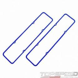 SB CHEVY VALVE COVER GASKET - BLUE R