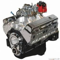 BluePrint Engines GM 383 C.I.D. 430 HP Stroker Dressed Long Blocks with Aluminum Heads