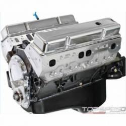 BluePrint Engines GM 383 C.I.D. 430 HP Stroker Base Long Blocks w/Aluminum Heads
