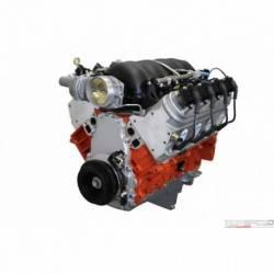 BluePrint Engines Pro Series Chevy LS 427 C.I.D. 625HP EFI Retrofit Dressed Long Block Crate Engines