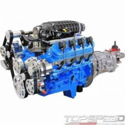 SUPERCHARGED LS3 427 Stroker Engine with4L75E Heavy Duty Transmisison