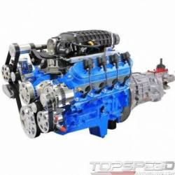SUPERCHARGED LS3 427 Stroker Engine with Tremec T56 Six Speed