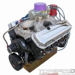 BluePrint Engines 496CI Stroker Marine Crate Engine
