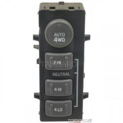 Four Wheel Drive Selector Switch
