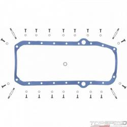 MARINE OIL PAN GASKET SET